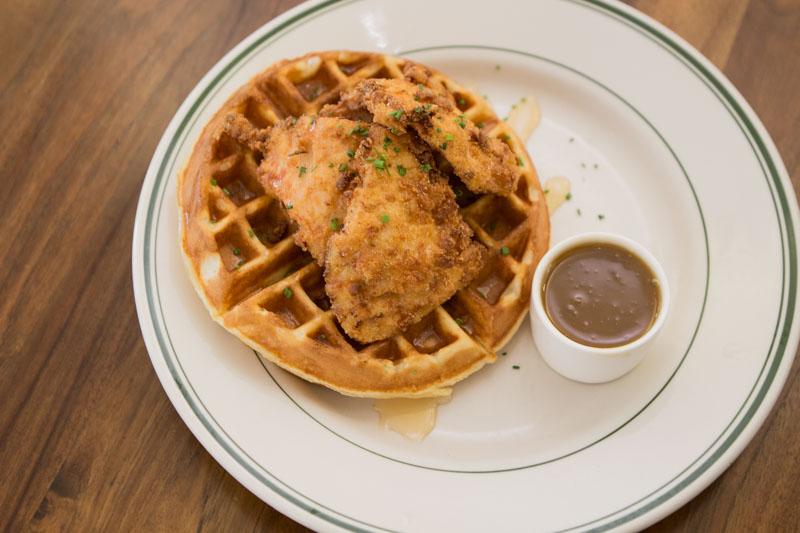 Clinton street baking company restaurant dig into new for Award winning pancake recipe
