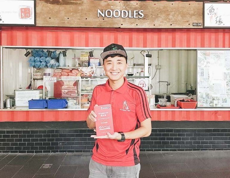 Douglas-Ng-fishball-story-2-772x600 10 Young Hawkers In Singapore That Will Make You Hopeful About The Future Of Our Beloved Food Heritage
