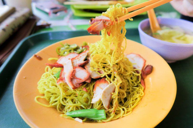 Guangzhou-Mian-Shi-Wanton-Noodles-3-800x533 Guangzhou Mian Shi Wanton Noodle: Is The Famous Wanton Noodles In Commonwealth Worth Waiting In Line For?