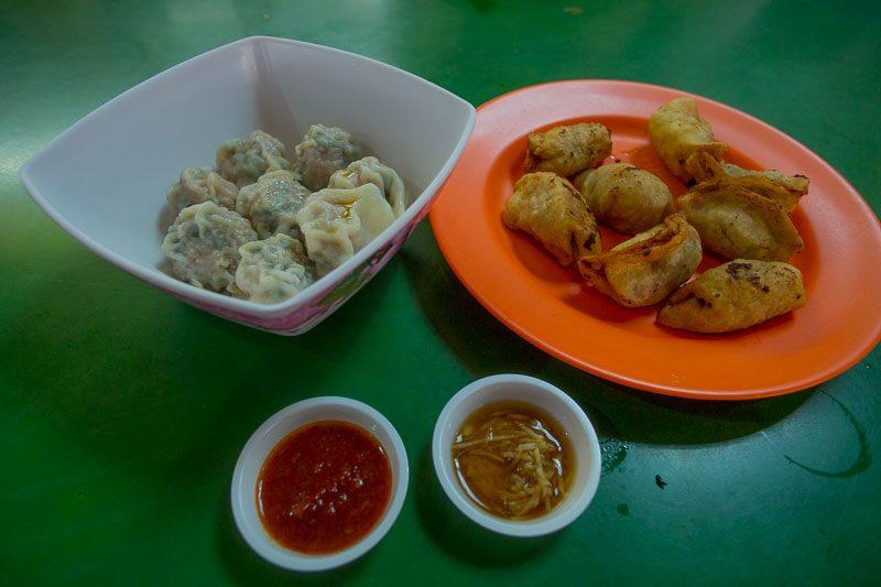 Maxwell food centre shang hai tim sum 2