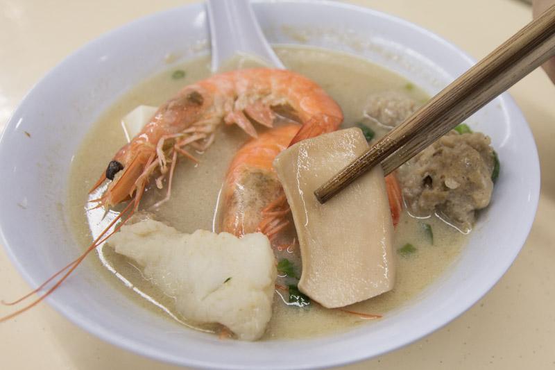Shun-Feng-Crayfish-Delight-15 Shun Feng Crayfish Delight: Affordable Crayfish Soup & Umami Dry Kway Teow From S$6.50 At Khatib