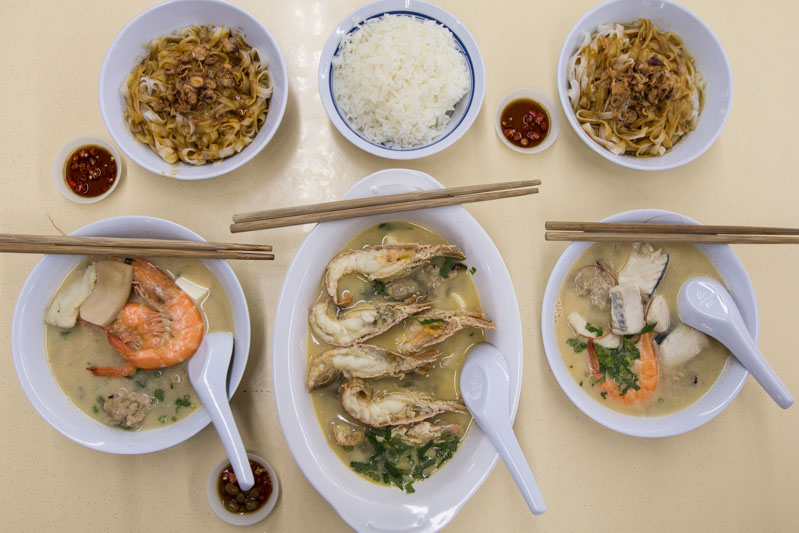 Shun-Feng-Crayfish-Delight-19 Shun Feng Crayfish Delight: Affordable Crayfish Soup & Umami Dry Kway Teow From S$6.50 At Khatib