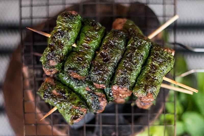 Online - http://www.sbs.com.au/food/recipes/beef-betel-leaf