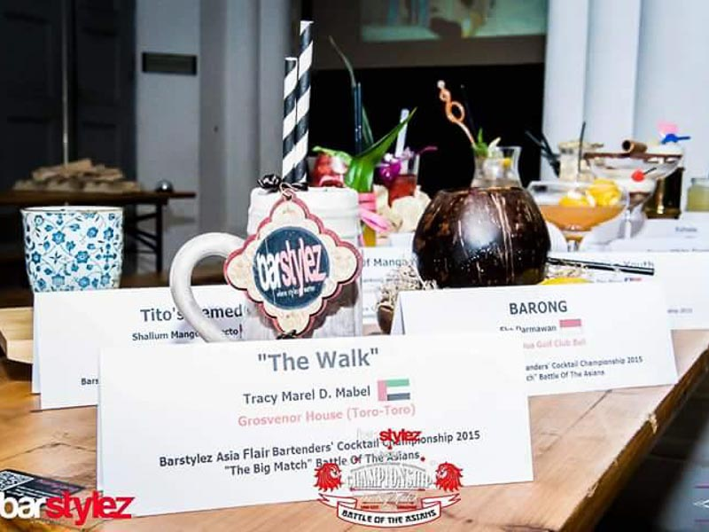 World-Cocktail-Championship-ONLINE-3 Barstylez World Flair Cocktail Championship 2017: Watch Talented Bartenders From All Over The World Compete With Their Dazzling Concoctions At Hard Rock Cafe On 31 July '17