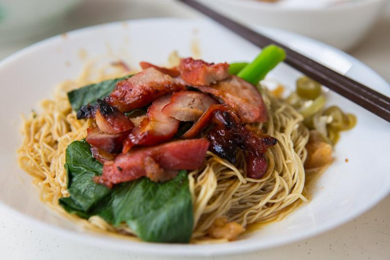 Yi-Kou-Mian-11 一口面 Yi Kou Noodle: Affordable Handmade Dumpling Noodles Filled With Generous Chunks Of Prawns At Geylang