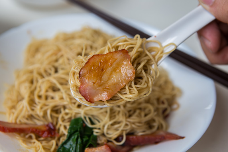 Yi-Kou-Mian-12 一口面 Yi Kou Noodle: Affordable Handmade Dumpling Noodles Filled With Generous Chunks Of Prawns At Geylang