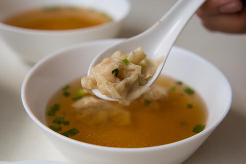 Yi-Kou-Mian-13 一口面 Yi Kou Noodle: Affordable Handmade Dumpling Noodles Filled With Generous Chunks Of Prawns At Geylang