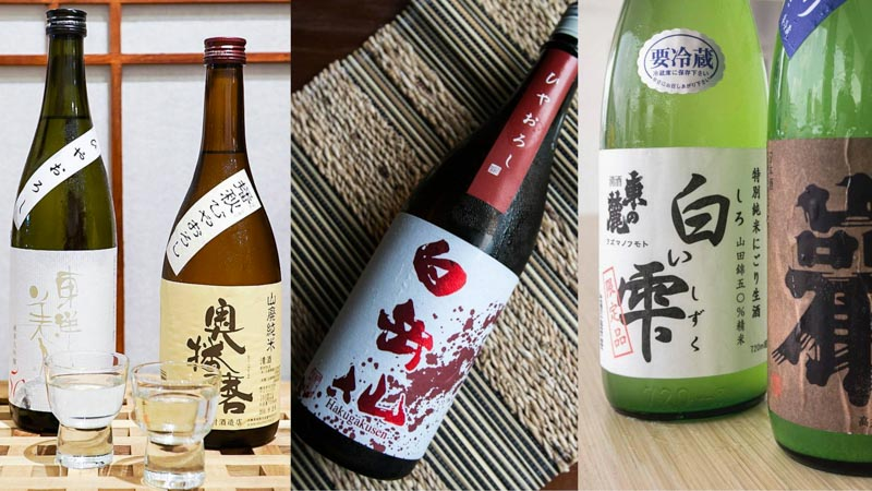 Sakemaru-2 Snow Aged Sake: Try Some Of This Rare & Unique Sake Delivered Directly To Your Home