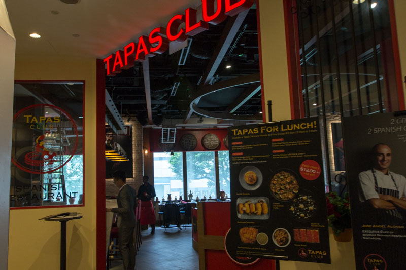 Tapas Club Casual Spanish Tapas Dining Concept Serving Up