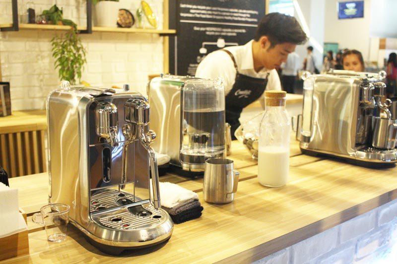 Singapore Coffee fest 2017 latte art