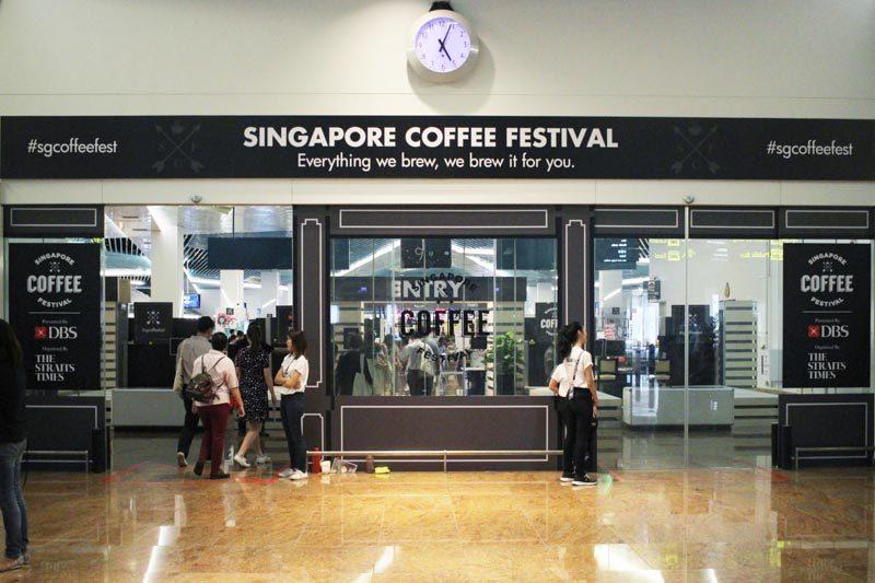 Singapore Coffee fest 2017 guide