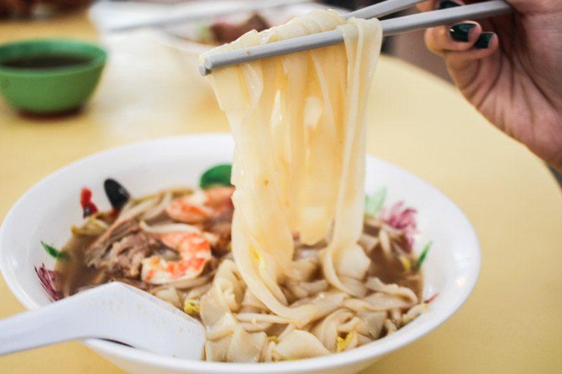 Ah Fu Prawn Noodles 1