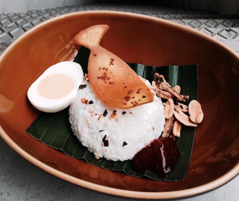 Non Entree's Nasi Lemak Dessert 1 Online