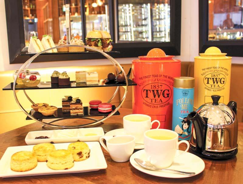 Tea Room Hsbc 1