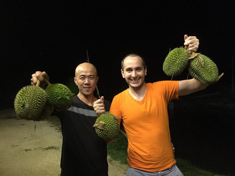 Ang Moh Durian Online 1
