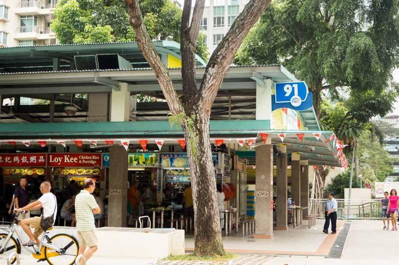 guang dong xiao shi whampoa morning market