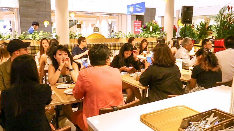 pablo cheese tart singapore cafe