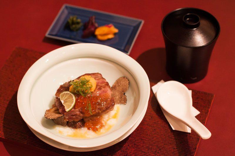 shangri la hotel NAMI restaurant and bar