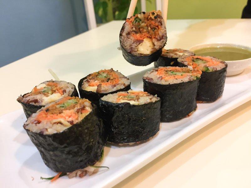 Sunnychoice Brown Rice Sushi