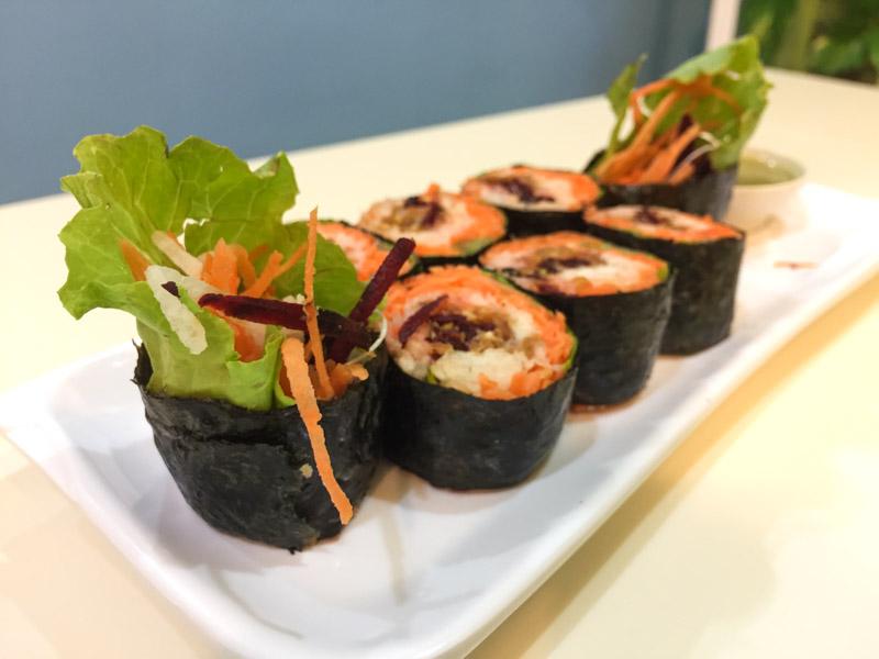 Sunnychoice Veggie Sushi 01