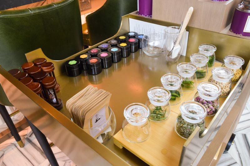 Renku Tea Service
