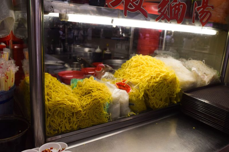 Newton Tian Xiang Big Prawn Noodle 04