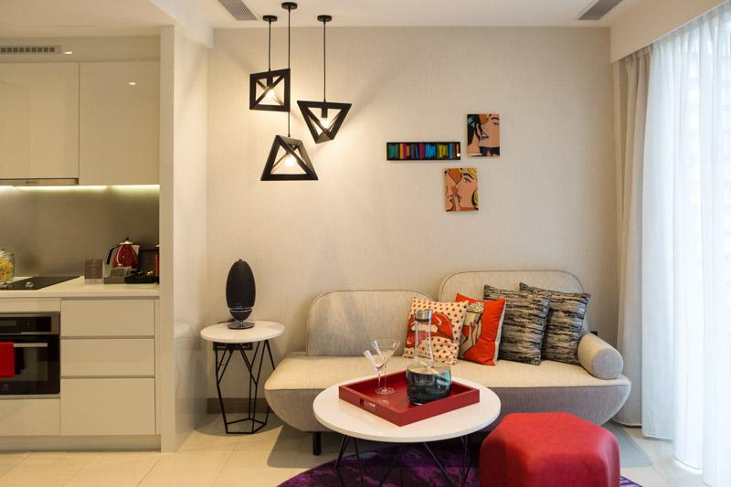 Oakwood Studio Apartments Singapore
