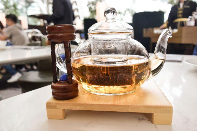 Tea Durian Lapis