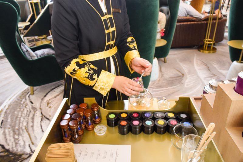 Tea Customisation