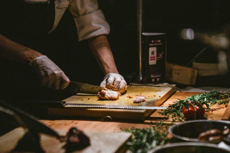 Appedine Chef Cutting
