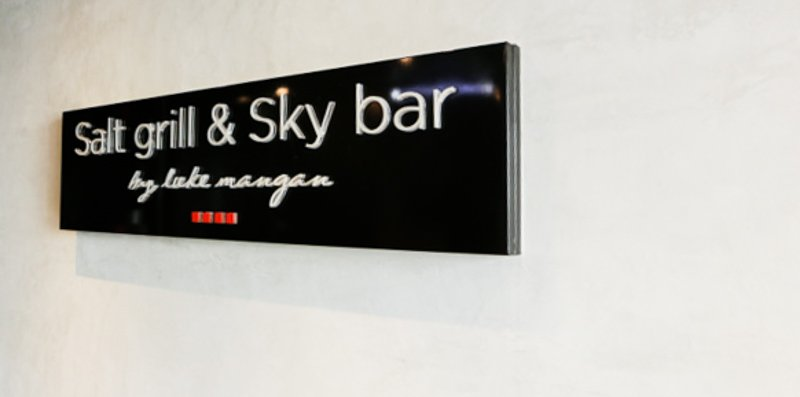Salt Grill And Sky Bar Store Front