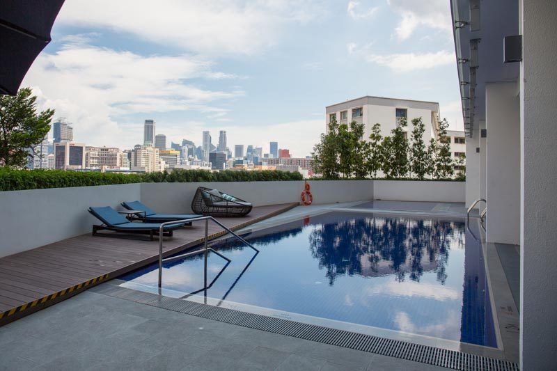 Hilton Garden Singapore Hotel 2