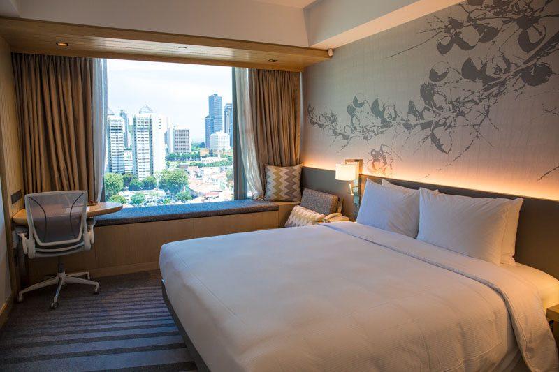 Hilton Garden Singapore Hotel 3
