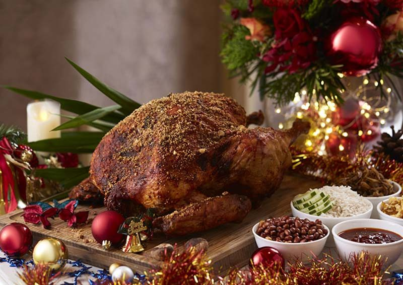 Unique Christmas Dishes 2017 The Fullerton Hotel Online 5