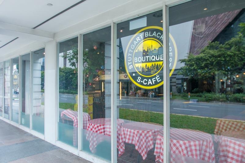 Stuttgart S Cafe 20