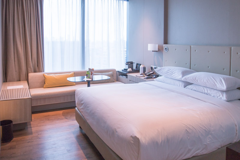 The Courtyard by Marriott Novena Singapore 01