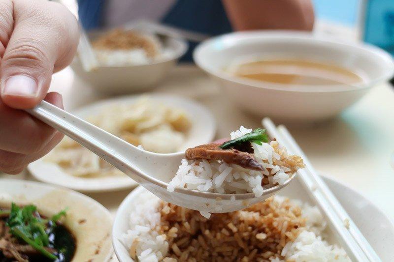 Ah Seng Duck Rice 5 serangoon garden