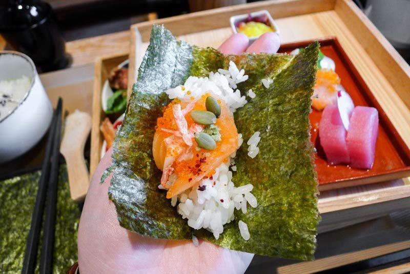 Bijinnabei Diy Sushi2