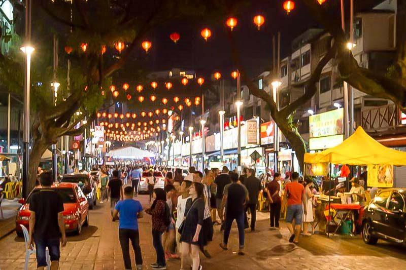 Kl Jalan Alor Street Market 01 2