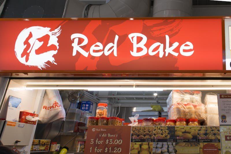 Red Bake 1