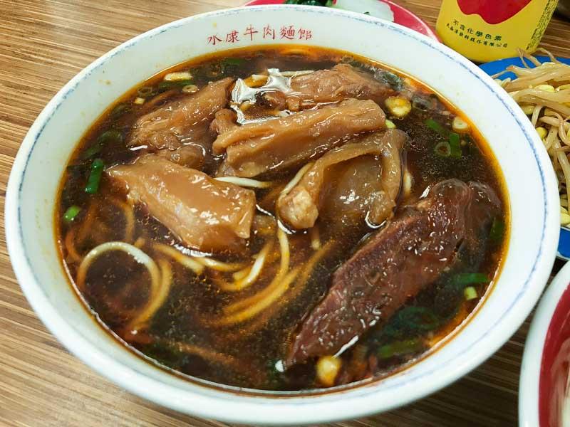 Yong Kang Beef Noodle 1