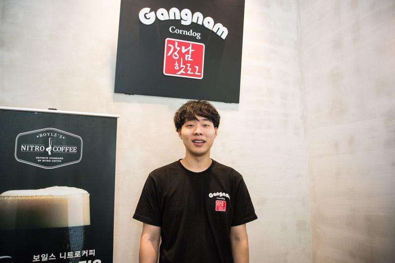 Gangnam Corndog 27