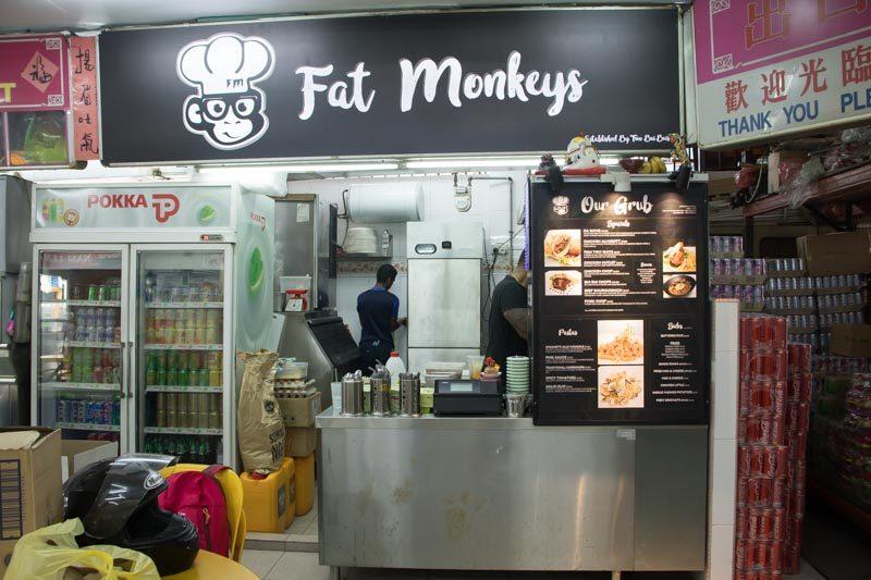 The Fat Monkeys 3
