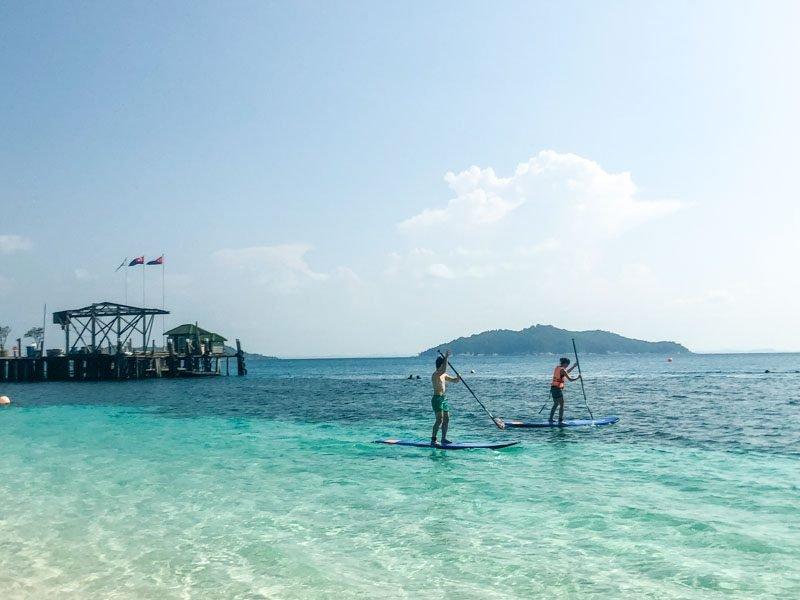 Rawa Island Resort Malaysia 25