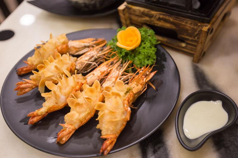 Wok Master singapore seafood