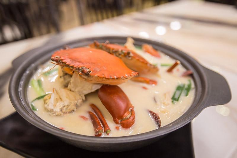 Wok Master westgate jurong crab beehoon 2