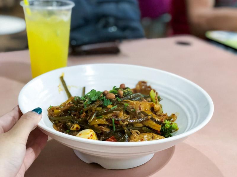 best mala xiang guo hot pot in singapore clementi