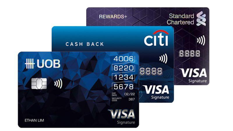 Singsaver Credit Card Comparison