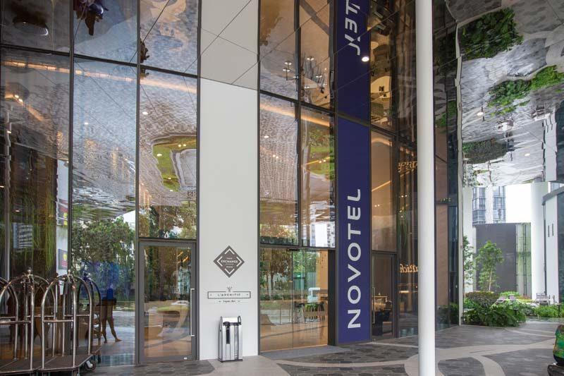 Novote Singapore On Stevens Hotel 8887