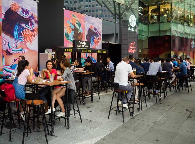 wan nightclub + bar & kitchen - 15